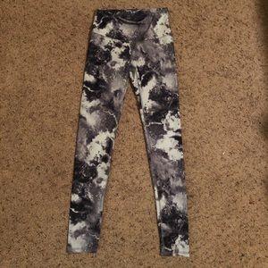 Splatter leggings